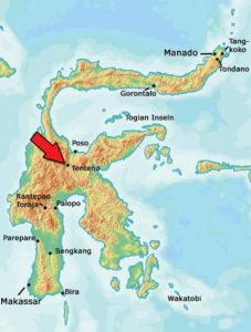 Tentana Sulawesi